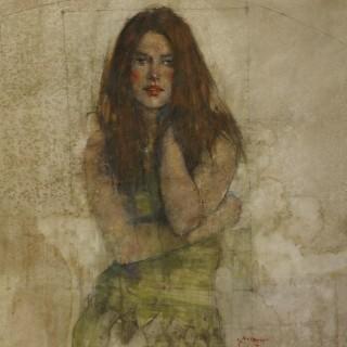 'Cosmic Silence' by Michael Hyam (born 1958)