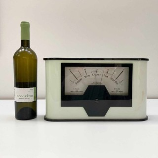 Large Art Deco Aneroid Barometer by Weathercraft