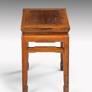 A Small Early 20th Century Rectangular End Table