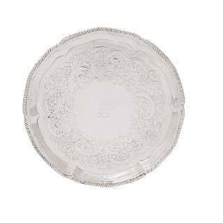 Antique Georgian Sterling Silver 7