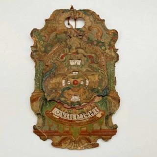 Mid Eighteenth Century Perpetual Calendar by Henning of Nuremberg