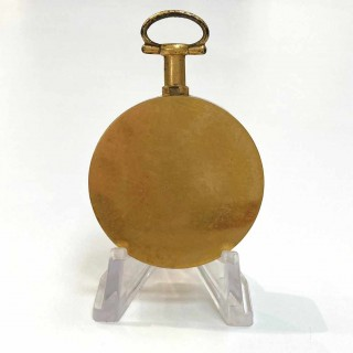Early Nineteenth Century Gilt Pocket Compass by Robert Brettel Bate London