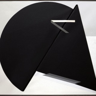 Large Abstract Painting by Jules de Goede, Untitled, 2005