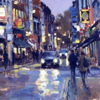 Friday Night, Frith Street, Soho