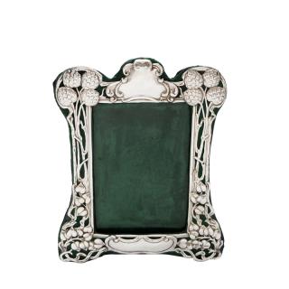 Antique Art Nouveau Sterling Silver 8