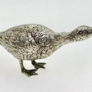 Silver Duck