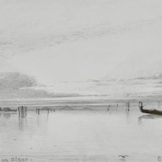 Edward William Cooke - San Giorgio in Alga