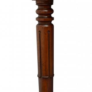 William IV Solid Mahogany Pembroke Table