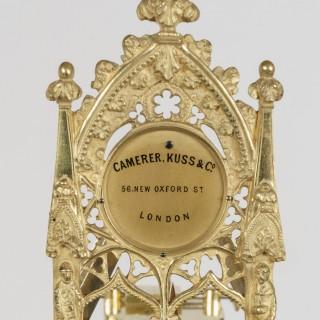 The 1897 Diamond Jubilee Clock By Camerer, Kuss & Co