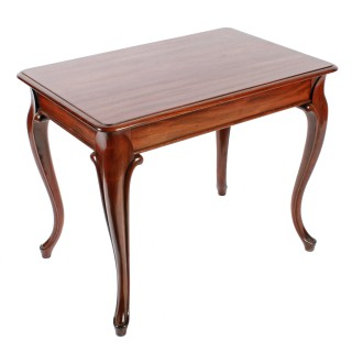 Small Victorian One Drawer Side Table