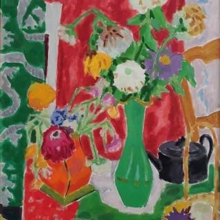 L'Opaline Verte  by   Jules Cavaillès (1901 – 1977)
