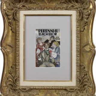 'The Perennial Bachelor' by Steven Spurrier RA RBA (1878-1961)
