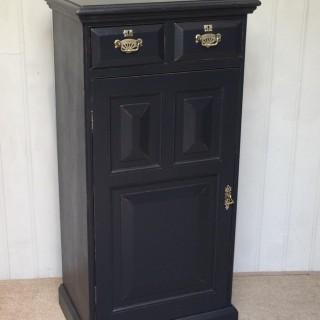 Edwardian Painted Cupboard