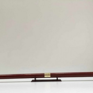 Mid Eighteenth Century Two Part Refracting Telescope by Doallond London