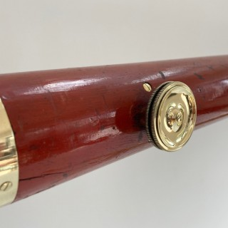 Late Eighteenth Century Library Telescope by Dollond of London
