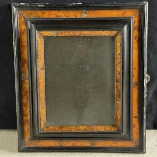17th Century Tortoiseshell Mirror