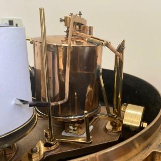 Early Twentieth Century Met Office Pattern Dines Tilting Syphon Rain Recorder