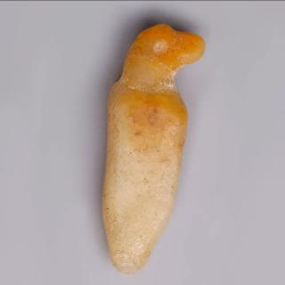 Western Asiatic Hardstone Zoomorphic Amulet