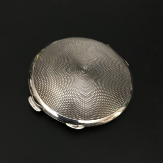 Chester Silver Compact