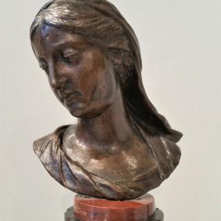 Francois Duquesnoy (1597-1643) - after a model c.1650-1700
