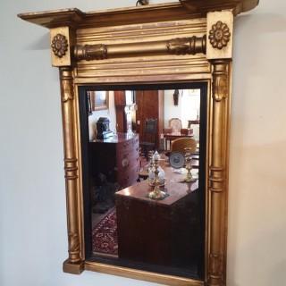 Fine Regency Period Gilt Pier Mirror