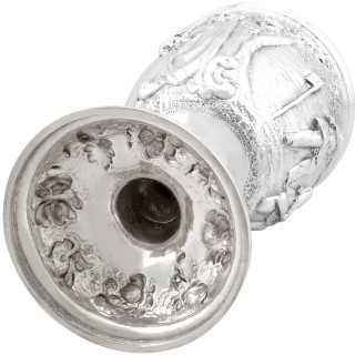 Sterling Silver Goblet - Antique Victorian (1861)