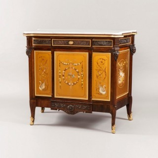 A Cabinet in the Louis XVI MannerBy James Shoolbred & Co of London
