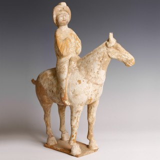 Tang Dynasty Female Horse Rider