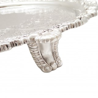 Antique Victorian Sterling Silver 10