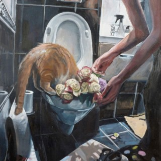 'Cat Paradise' by Valeria Duca (born 1995)