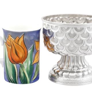 French Silver Bowl - Antique Circa 1900