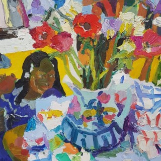 'Windsor Chair' by Mungo Powney (born 1972)
