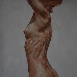 'Rib' by Simon Davis PVPRP RBSA (born 1968)