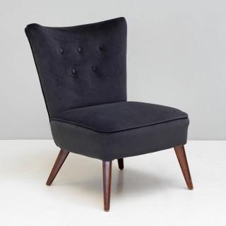 Mid Century Bedroom Chair