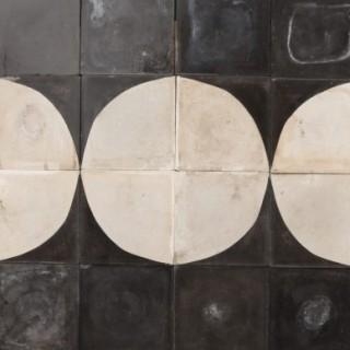 Reclaimed Encaustic Tiles 1.4 m2 (15 ft2)