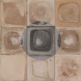Reclaimed Tiles 1.4 m2 (15 ft2)