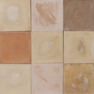 Reclaimed Floor Tiles  13.6 m2 (146 sq ft)