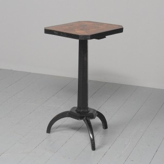 Antique Dutch Colonial / Ceylonese Specimen Occasional Table