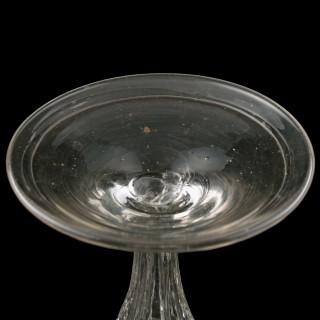 18th Century Dutch Wine Glass