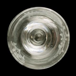George II Wine Glass