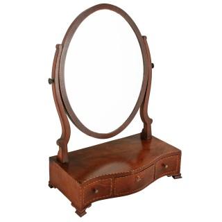18th Century Georgian Dressing Mirror