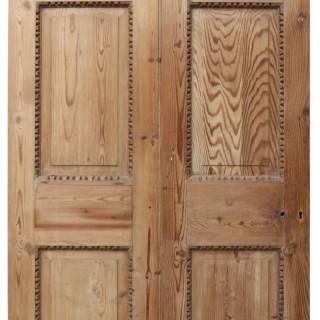 A Reclaimed Georgian Style Internal Door