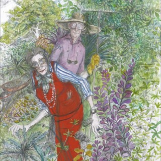 'The Always Wild' by Sue Macartney Snape (born 1957)