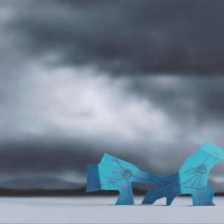 'She Danced' by Donald Macdonald (born 1976)