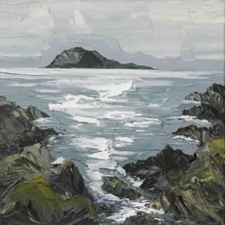 'Bardsey Island' by Martin Llewellyn (born 1963)