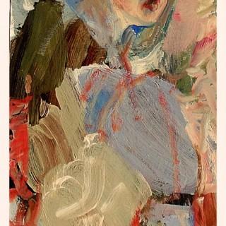'Found Face' by Glen Preece (born 1957)