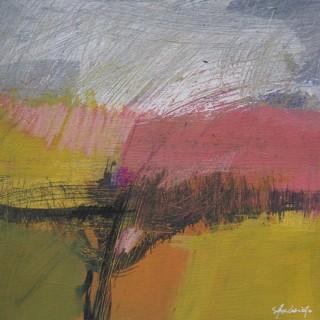 Due Rosa  by Rino Valido (born 1947)