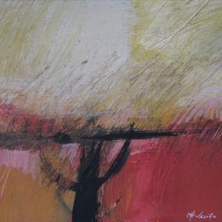 In alto la Nebbia  by  Rino Valido (born 1947)