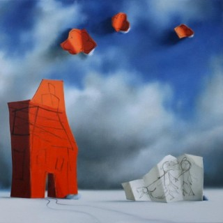 'Home' by Donald Macdonald (born 1976)