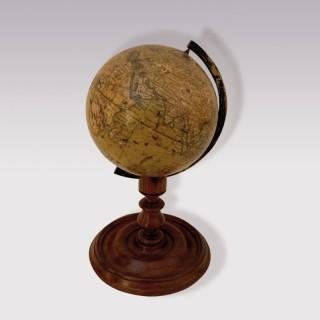 A mid 19th century Smith Terrestrial Globe